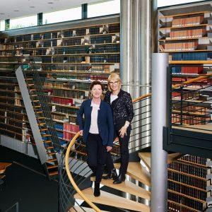 Die Gründerinnen von Women Writing Wikipedia